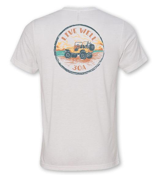 Live Well 30A Shirt